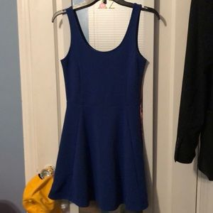 Knee length, fit and flare Dress
